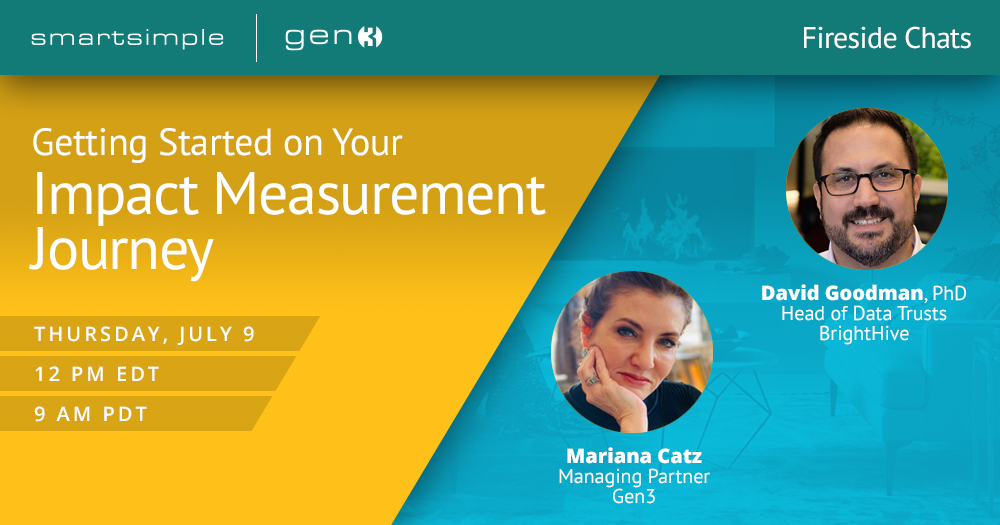 Fireside Chat about Impact Measurement