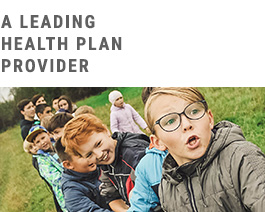 A Leading Health Plan Provider