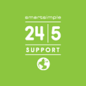24/5 live phone support