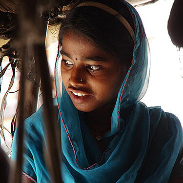 Photo of a girl - the Foundation was impressed with the smooth SmartSimple implementation