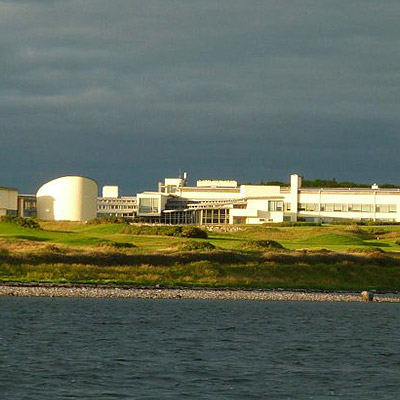 Photo of the Marine Institute - Marine Institue wanted a system that would manage every research grant submission