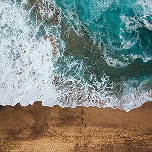 Photo of beach and ocean - Marine Institute detailed a system requirements review