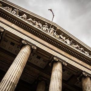 A justice building