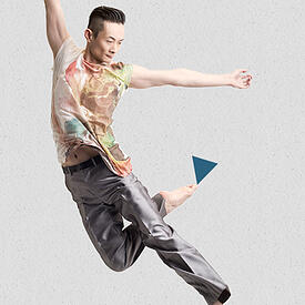 Photo of a male dancer - Toronto Arts Council seeks a better solution for grants management