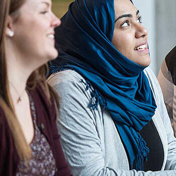 Photo of students - Universities Canada looks for a grants management system