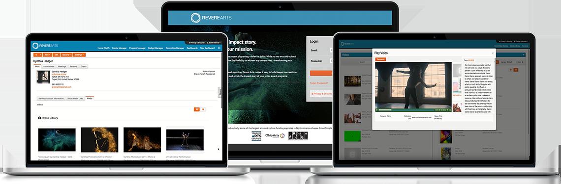 Arts & Culture Grants Management product image