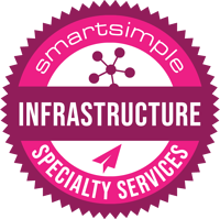 Infrastructure Badge