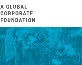 A global corporate foundation