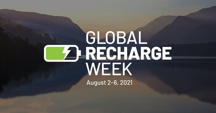 SmartSimple Global Recharge Week (August 2-6, 2021)