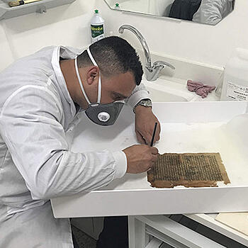 Preserving the written heritage of Jerusalem
