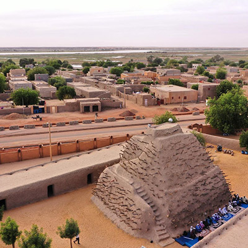 Tomb of Askia rehabilitation project