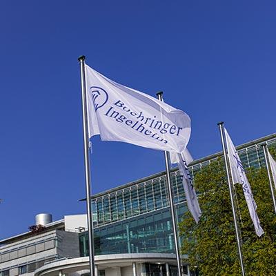 Boehringer Ingelheim flag