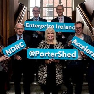 Members of Enterprise Ireland