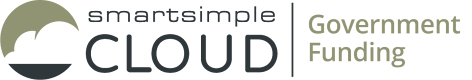 SmartSimple Cloud for Government Funding logo