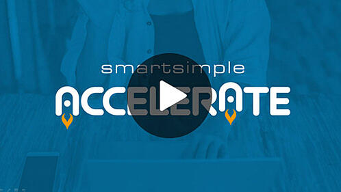 Watch the March 2021 edition of SmartSimple ACCELERATE