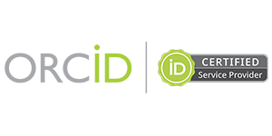 ORCID Certified Service Provider badge