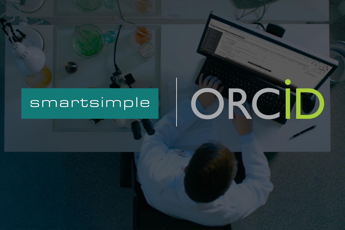 Better Together: SmartSimple Software Is Now an ORCID Certified Service Provider