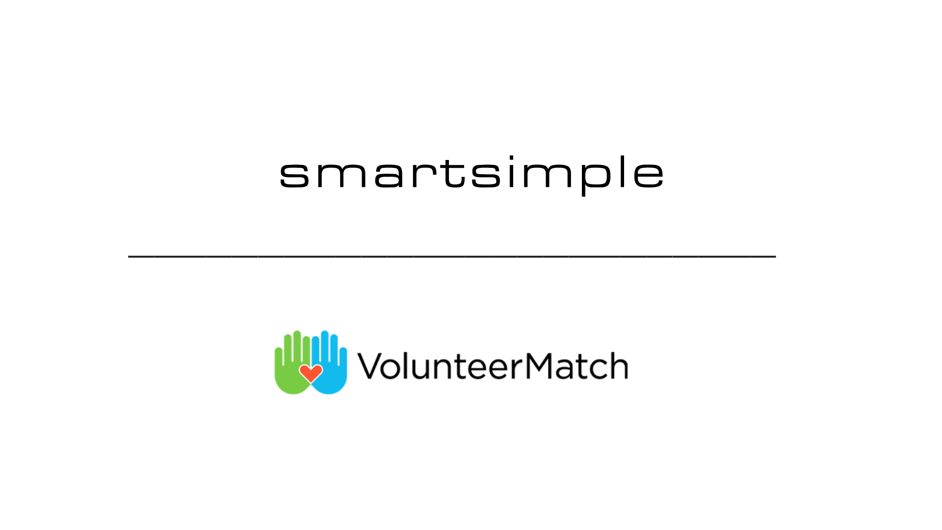 A Perfect Match: SmartSimple Now Integrates With VolunteerMatch To Provide More Choice and Scalability To Employee Volunteer Programs