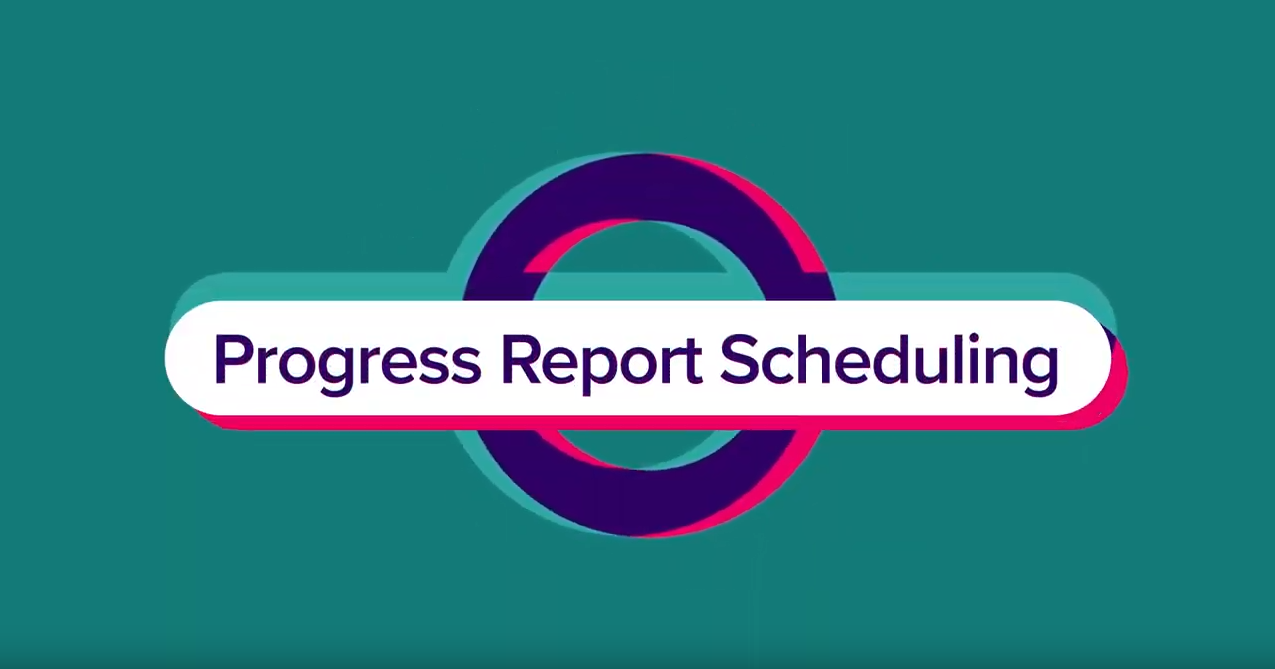 Learn About SmartSimple's Progress Report Scheduling [VIDEO]