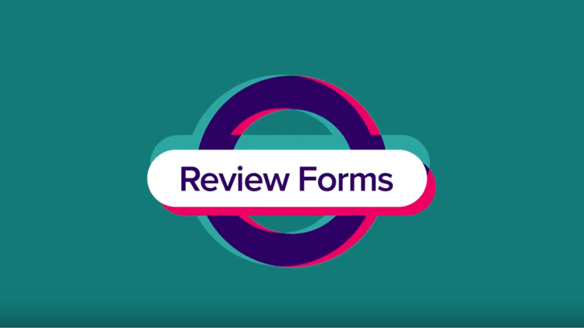 Learn About SmartSimple's Review Forms [VIDEO]