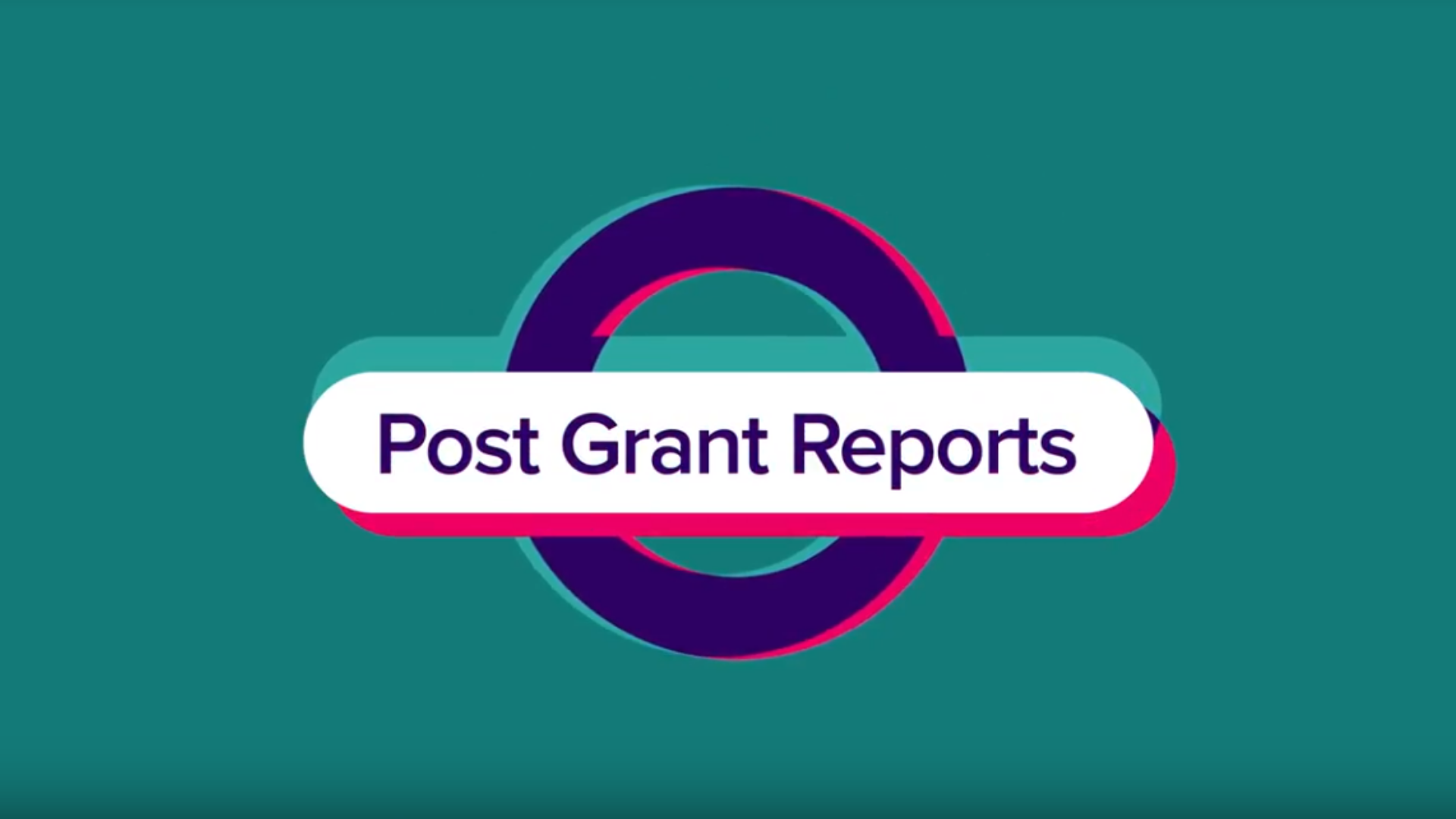 Learn About SmartSimple's Post-Grant Reports [VIDEO]