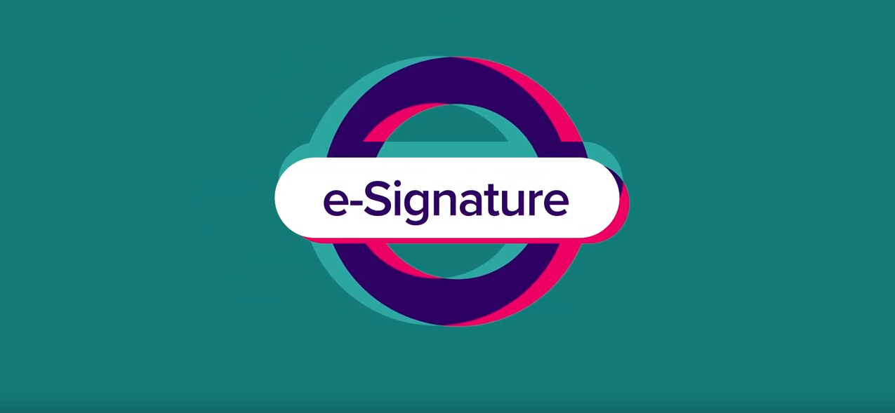 Watch SmartSimple's e-Signature Solution In Action [VIDEO]