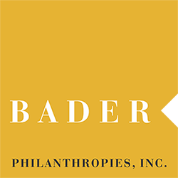 Bader Philanthropies, Inc. logo