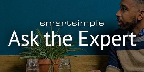 SmartSimple's Ask The Expert