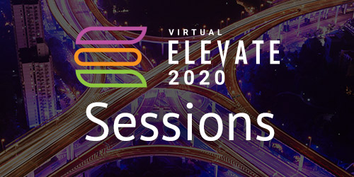 SmartSimple ELEVATE 2020 Session