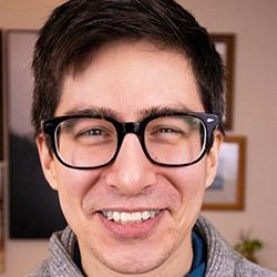 Nick Diaz, Donor Grants Associate, Edmonton Community Foundation
