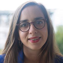 Rosalie Gonzalez, Project Manager