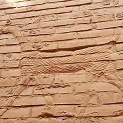An ancient wall art