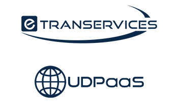 eTRANSERVICES and UDPaaS