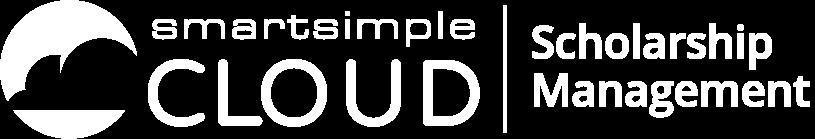 SmartSimple Cloud for Scholarship Managment logo