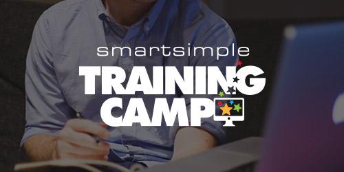 SmartSimple's Training Camp